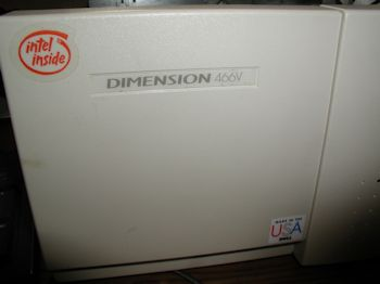 Dell Dimension 466V