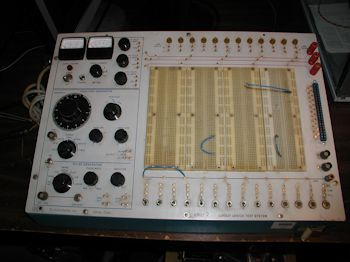 E.L. Instruments Elite 2 Circuit Design Test System