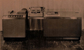The 1956 Royal Precision Electronic Computer model LGP-30
