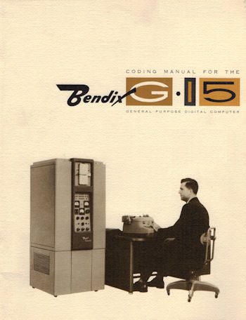 Bendix G-15 Coding Manual