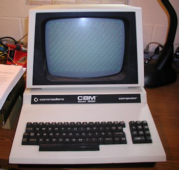 Commodore CBM 8096 PET