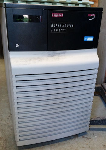 Digital AlphaServer 2100 4/275