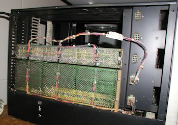 PDP 11/05 NC Backplane pins