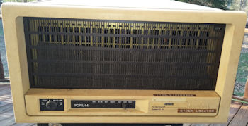 PDP 11/44 Front