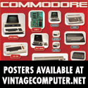 Buy a Commodore Computer Poster