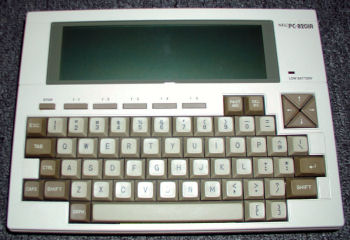 NEC PC-8201A Laptop