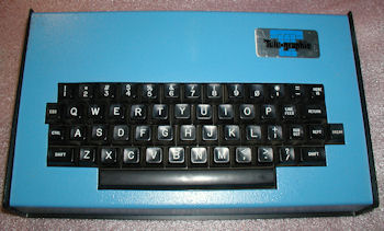 Tele Graphic (Tele-Graphic) Computer Systems Inc. George Risk model 753 keyboard enclosure