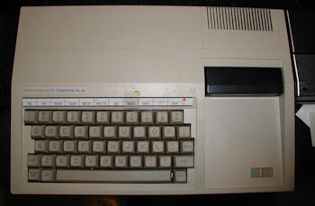 TI 99/4a beige version