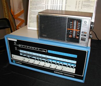 MITS Altair8800b AM Radio Jukebox Project