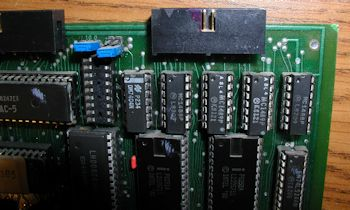 XOR S-4 CPU / IO card serial drivers