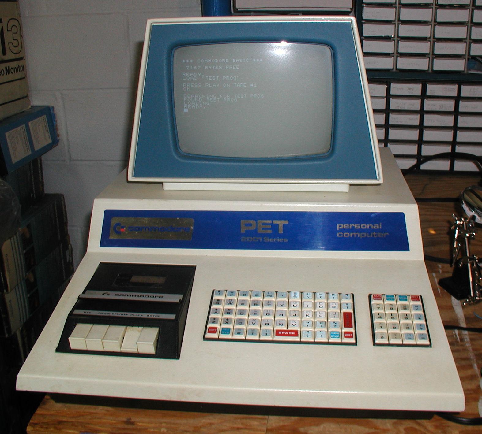 PET 2001-8 Internal Cassette Restoration