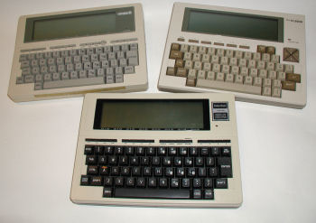 Kyotronic NEC and Tandy