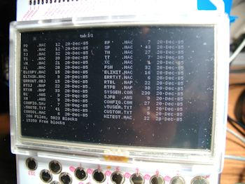 pocket CHIP simH RT-11